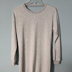 Mossimo Sweatshirt Dress